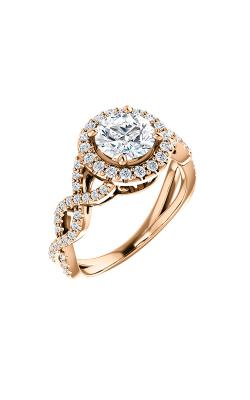Stuller Halo Engagement Ring 122892 product image