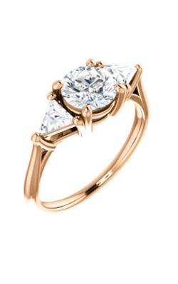 Stuller Three Stone Engagement Ring 122119 product image