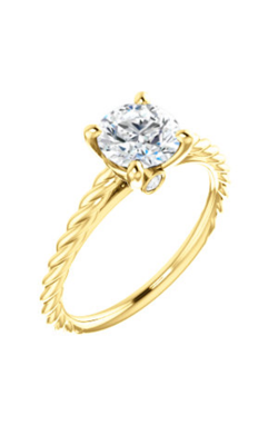 Stuller Solitaire Engagement Ring 122676 product image