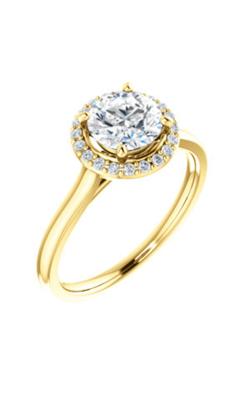 Stuller Halo Engagement Ring 123173 product image