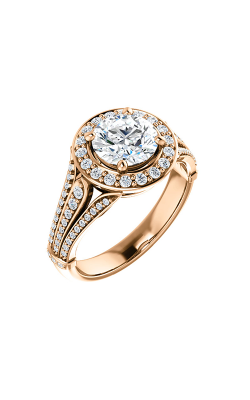 Stuller Halo Engagement Ring 122064 product image
