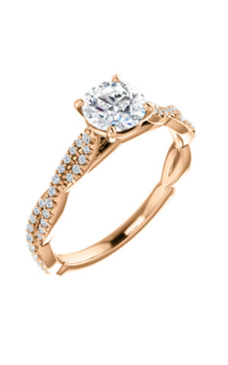 Stuller Ever and Ever  Engagement ring 123021 product image
