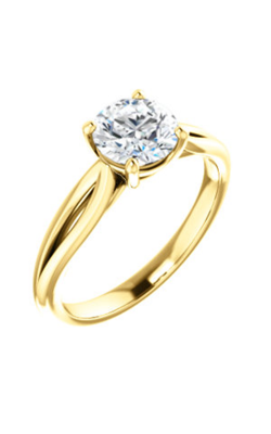 Stuller Solitaire Engagement Ring 122187 product image
