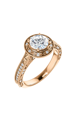 Stuller Halo Engagement Ring 123038 product image