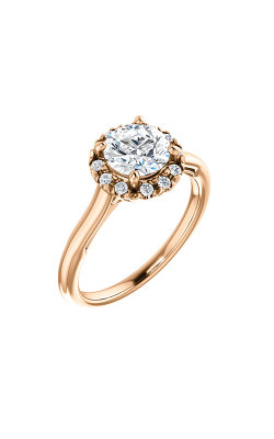Stuller Halo Engagement Ring 123928 product image