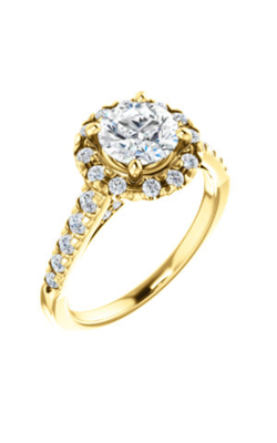 Stuller Ever and Ever  Engagement ring 123861 product image
