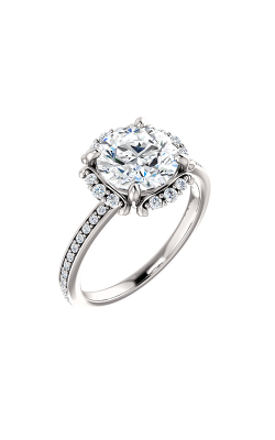 Stuller Halo Engagement Ring 122221 product image