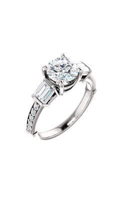 Stuller Three Stone Engagement Ring 122285 product image