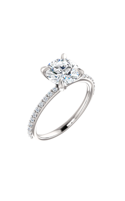 Stuller Sidestone Engagement Ring 122790 product image