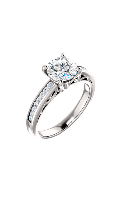Stuller Sidestone Engagement Ring 122848 product image