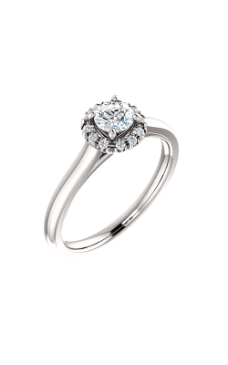 Stuller Halo Engagement Ring 123449 product image