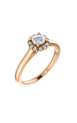 Stuller Halo Engagement Ring 123449 product image