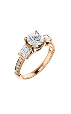 Stuller Three Stone Engagement Ring 122285 product image