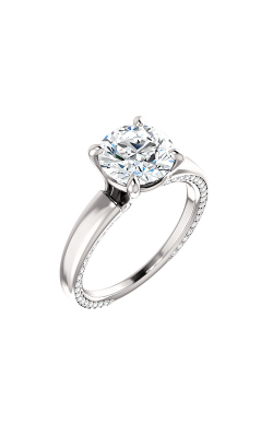 Stuller Sidestone Engagement Ring 122288 product image