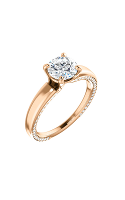 Stuller Sidestone Engagement Ring 122288 product image