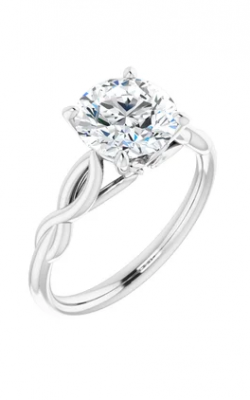 DC Solitaire Engagement Ring 122705 product image