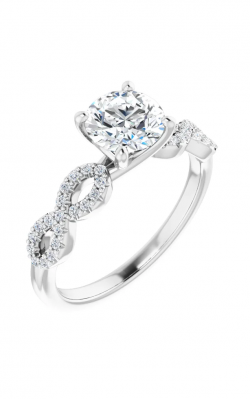 Stuller Infinity - Inspired Engagement Ring 123308 product image