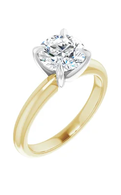 Princess Jewelers Collection Solitaire Engagement Ring 124305 product image
