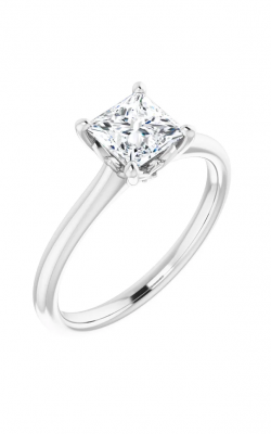 Princess Jewelers Collection Solitaire Engagement Ring 123636 product image