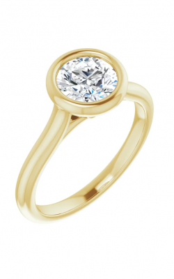 Princess Jewelers Collection Solitaire Engagement Ring 123639 product image