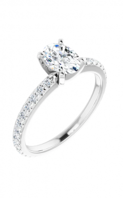 DC French Engagement ring 123426 product image