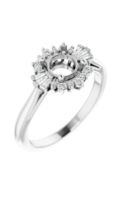 Stuller Halo Engagement Ring 123767 product image