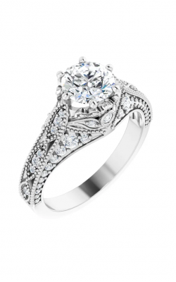 Stuller Vintage - Inspired Engagement Ring 123827 product image