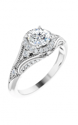 DC Vintage - Inspired Engagement Ring 123833 product image