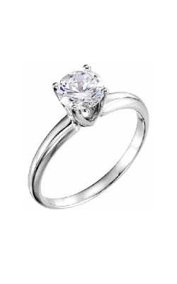 Sharif Essentials Collection Solitaire Engagement Ring 140310L product image