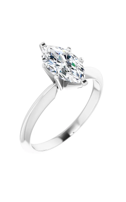 Princess Jewelers Collection Solitaire Engagement Ring 140406L product image