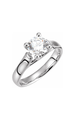 Sharif Essentials Collection Solitaire Engagement Ring 120979 product image