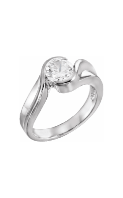 DC Solitaire Engagement Ring 121048 product image