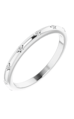 DC Women's Wedding Bands Wedding Band 124218 product image