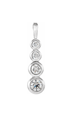 Stuller Diamond Pendant 65401 product image