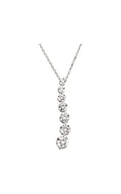 Fashion Jewelry By Mastercraft Diamond Necklace 84080 product image