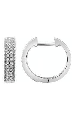 Fashion Jewelry By Mastercraft Diamond Earring 652957 product image