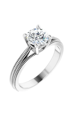 DC Solitaire Engagement Ring 124760 product image