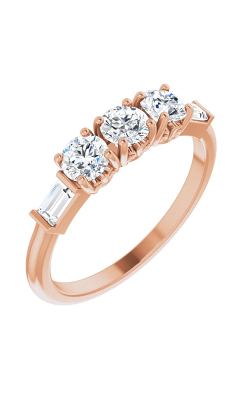 The Diamond Room Collection Three Stones Engagement Ring 126040 product image
