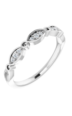 DC Women's Wedding Bands Wedding Band 124771 product image