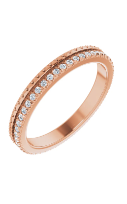 DC Women's Wedding Bands Wedding Band 124763 product image