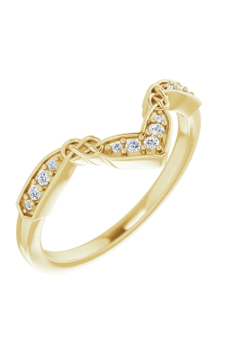 DC Women's Wedding Bands Wedding Band 124776 product image