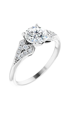 The Diamond Room Collection Accented Engagement Ring 124664 product image