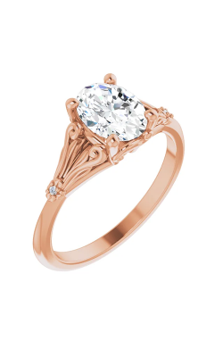The Diamond Room Collection Accented Engagement Ring 124710 product image