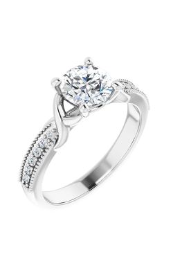 The Diamond Room Collection Accented Engagement Ring 124660 product image