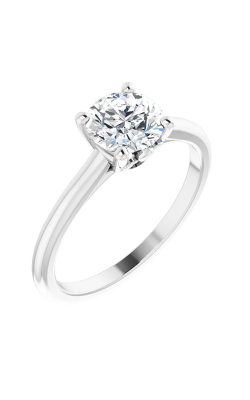 Stuller Solitaire Engagement Ring 124661 product image