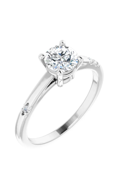 The Diamond Room Collection Accented Engagement Ring 124649 product image