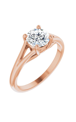 DC Split Shank Engagement ring 124666 product image