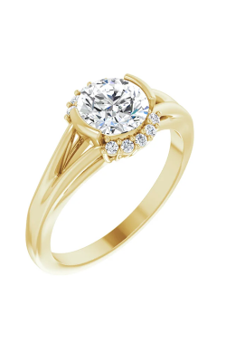 DC Split Shank Engagement ring 124667 product image