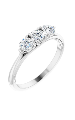 DC Three Stones Wedding band 124052 product image