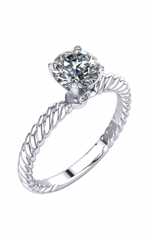Princess Jewelers Collection Solitaire Engagement ring 30824975 product image